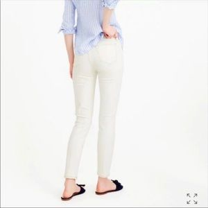 J. Crew Toothpick Ankle Jeans Size 31